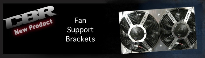 fan support brackets