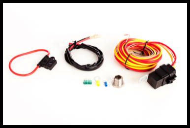 spal fan relay kits